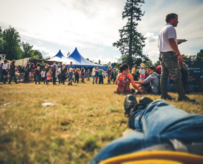 Roskildefestivalen i Danmark