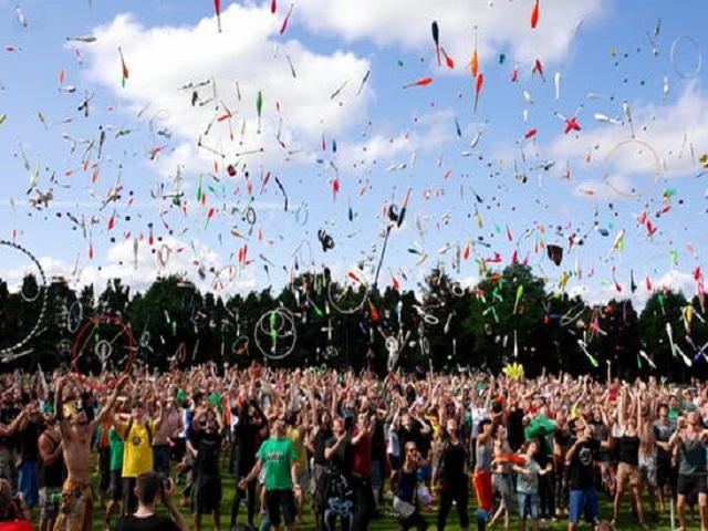 Lollapalooza i Stockholm